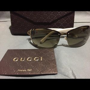 Authentic Gucci sunglasses, style 2820